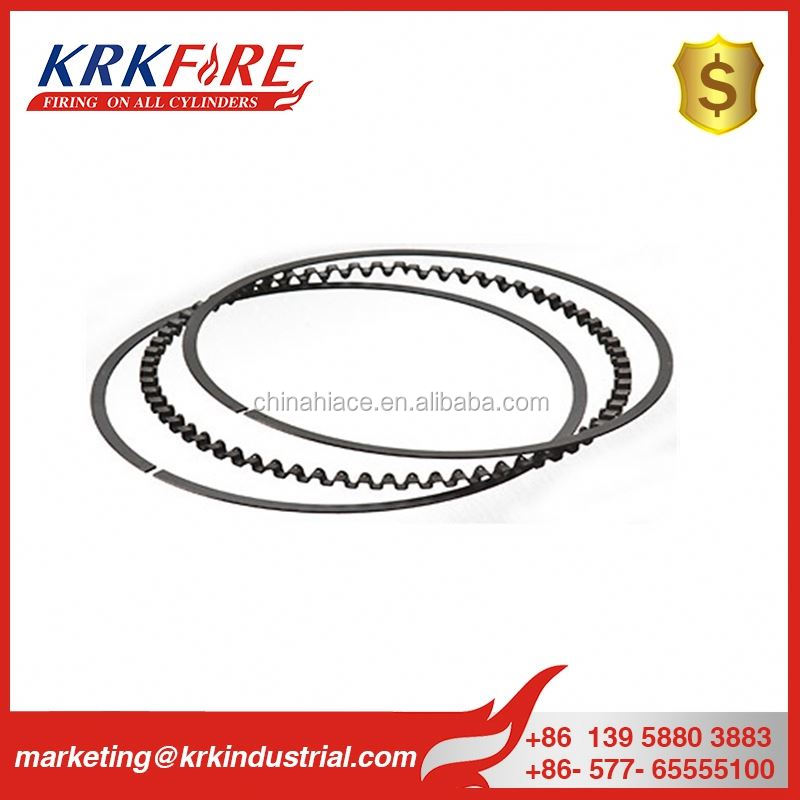 For SUZUKI G10/G13 PISTON RING 12140-82010 74*1.2*1.5*2.8 STD +0.25 +0.5