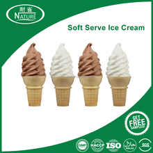 HALAL Certificate Milk Soft Serve Ice Cream Powder Mix