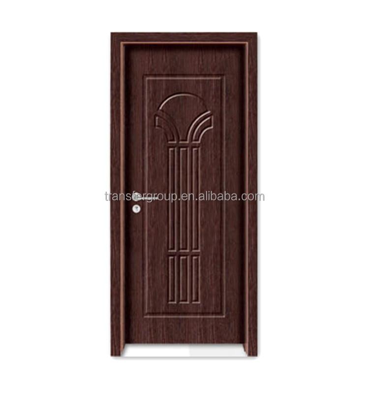 Latest design wooden door interior door room door french for New latest wood door design
