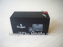12v 1.3ah lead acid battery plate 12v