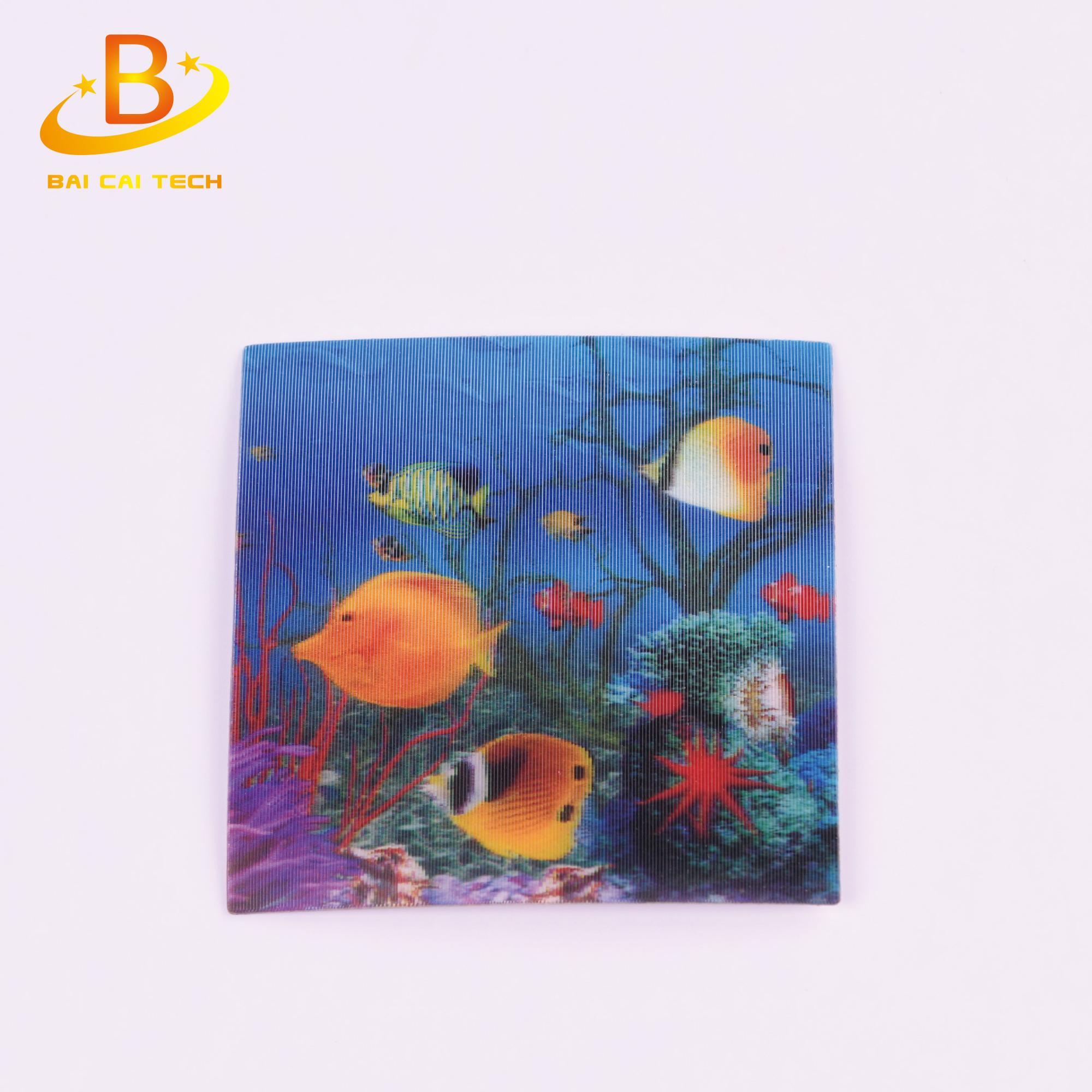 New design paper plastic custom 3d pictures home decoration for Spring Festival