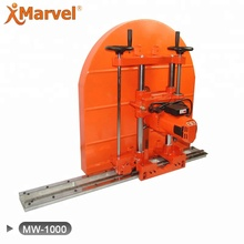1000cm disc concrete floor wall <strong>saw</strong> curb cutting cutter machine
