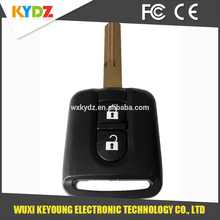 2005-2010 5WK4 876/818 433MHz 2 button New Technology custom car key remote for Nissan /Pathfinder