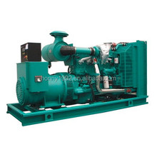 60Hz Engine Generator 400kW 500kVA With DEIF AMF Controller