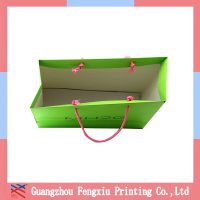 OEM Oriented Factory Guangzhou Top High Quality Paper Bag