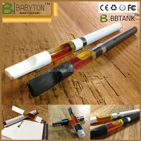 CBD oil O pen Vape pen vaporizer without button pipe shape vaporizer