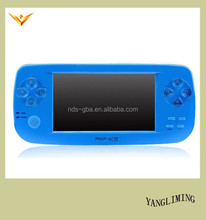 Hot selling 4.3 inch play station 4 console with TV-OUT PAP-KIII
