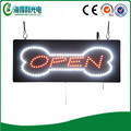 2015 Dongguan outdoor led open electronic light mini led programmable sign display board