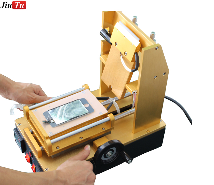 Smart Phone Polarizer/OCA LOCA Glue Remover+ Screen Separator Machine Remove Glue Heating Table
