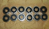 double row track roller bearing LR608-2RSR