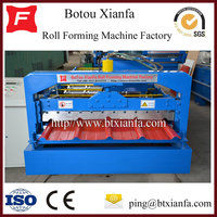 High Performance Metal Roof Tile Making Used Steel Rolling Machine For Sale