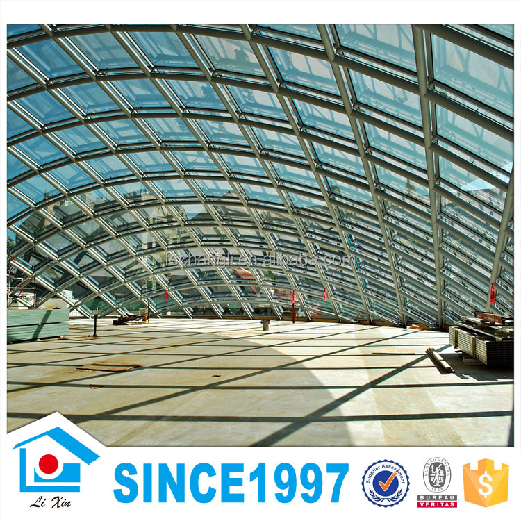 Peb Steel Frame Building Greenhouse Steel Structure