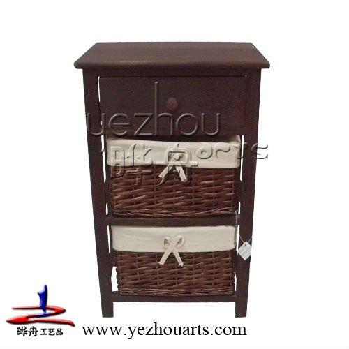 Extractor de madera caj n gabinete de almacenamiento - Cajones de madera antiguos ...