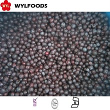 2016 China New Crop hot sale Iqf Frozen blueberries with best price
