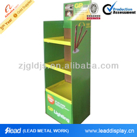 cardboard display stand for cosmetic