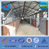 ISO large span Steel frame Prefabricated horse barns design