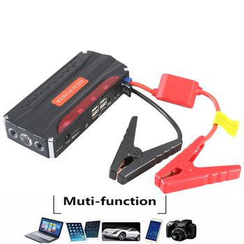 Car Jump Starter Portable Starting Device Power Bank Mobile 600A Car Charger For Car Battery Booster Petrol