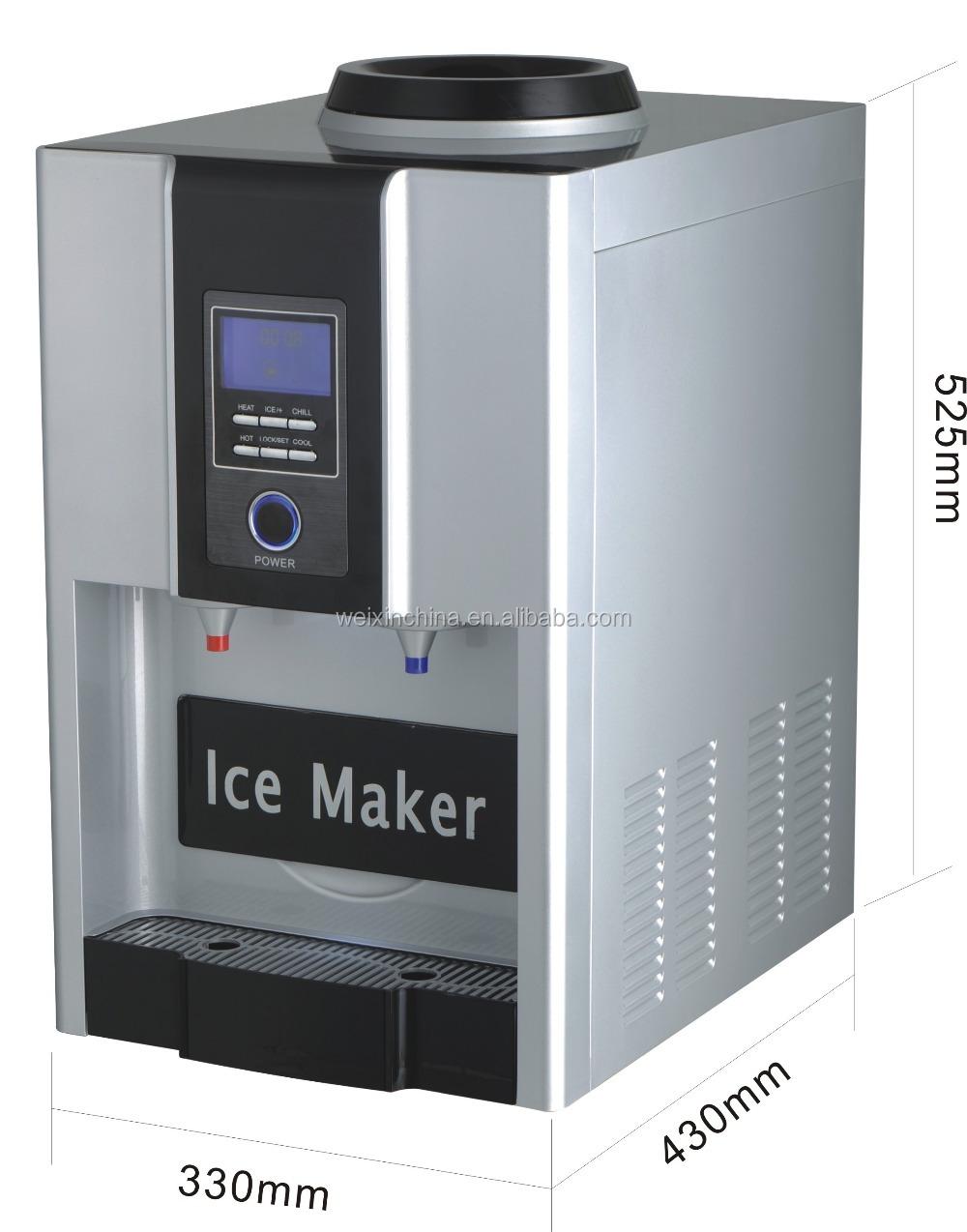 2016 New Popular Mini Home Mini Ice Maker Pellet Ice