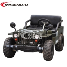 sales promotion and Chinese children jeep bed powered motor mini jeep atv for sale