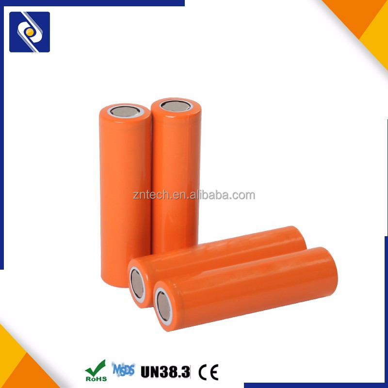 30A 18650 li-ion battery 3.7V 2200mAH rechargeable lithium battery cell for e-cigarettes