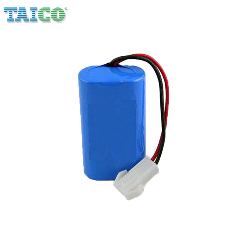 High Temperature Lipo Li-ion Battery Pack 703450 Rechargeable 7.3v 2400mah