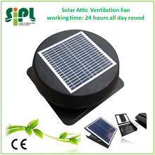 Solar vent fan cheap price fixed solar roof small ventilation fan air blower