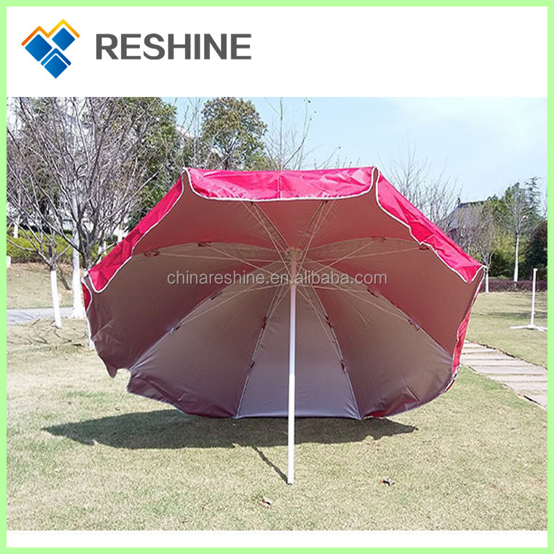 high quality wholesale beach umbrella Chinese factory outdoor mini beach umbrella