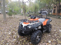 Gas / Diesel Fuel and Automatic Transmission Type quad 400 atv buggy