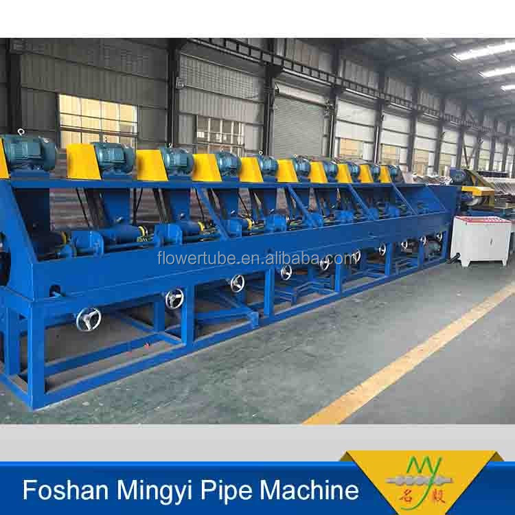 Automatic Electro Pipe Polishing Machine For Stainless Steel