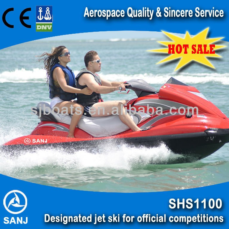 Competitive reputated 4 Stroke SHS1100 water motorcycle