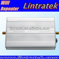 2W 2.4G small size wifi signal amplifier RF610
