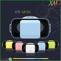 New product 2016 virtual reality Vr Case box 3D glasses fit for 4.5-5.5 inch smartphone