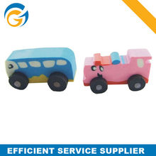 Bus Shaped Pencil Eraser,Cartoon Eraser