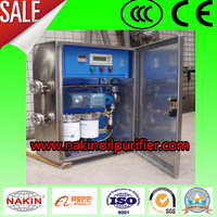 Series ZYS On-load Tap Changer Oil Purifier
