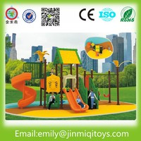 JMQ-P034A plastic playground equipment /plastic LLDPE, galvanized pipe, good quality
