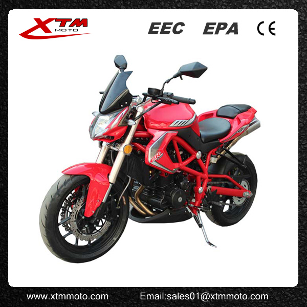 Geely sport motorcycle manufacture 400cc