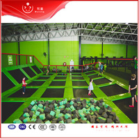 china manufacturer for joy trampoline with CE certificate