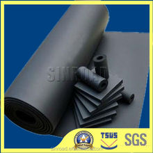 Flexible Fireproof Rubber Foam Thermal Insulation Sheet