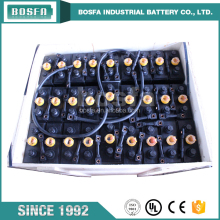 Hot sale free maintenance VBS158 traction battery series 48v 700Ah forklift battery