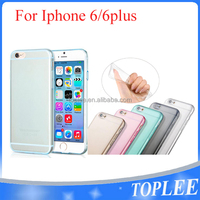 Clear Ultra Slim Transparent TPU Case Cover For iPhone 6 6S 6 plus case