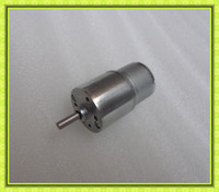 low noise 27mm dia gearbox 4mm shaft battery operated low inertia mini 6v 12v dc motor with reducer