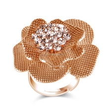 Rose Gold Jewellery Pakistani Gold Ring Designs Wedding Women Ring