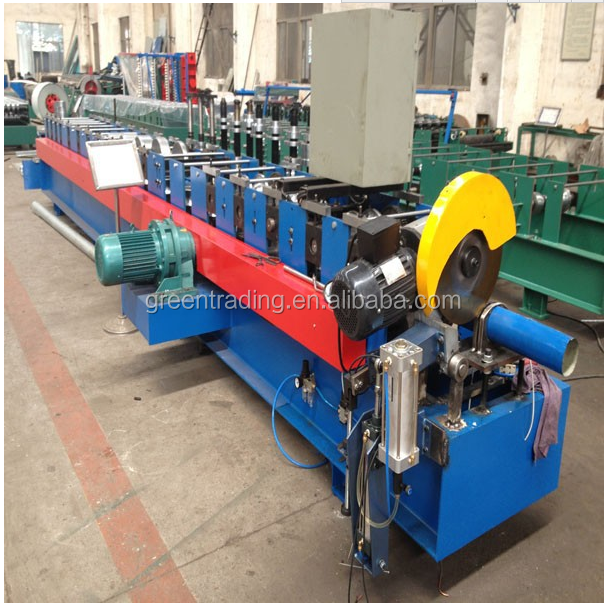 rebar machinery downspout construction cold roll forming machinery