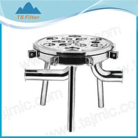 High Quality water filter plant