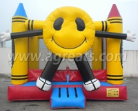 High quality inflatable jumping castle on sale G1199