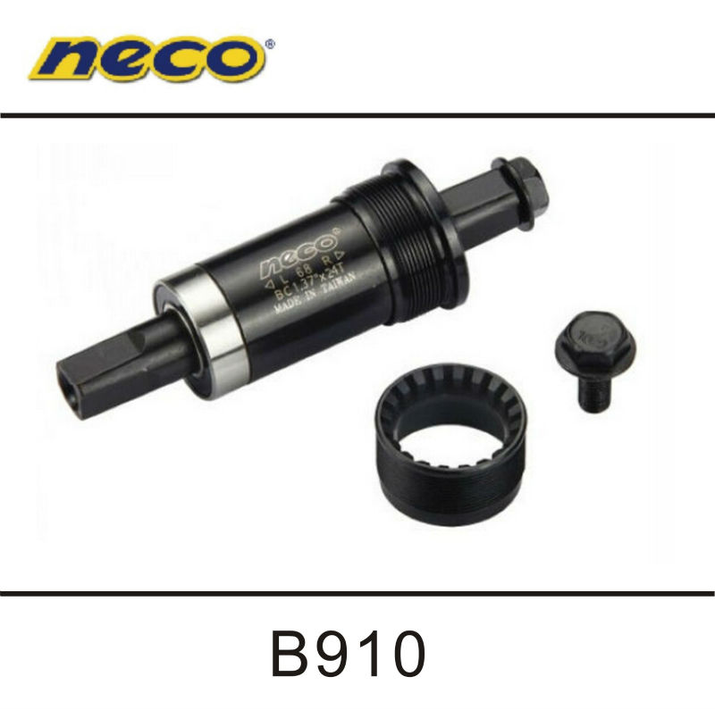 Neco High-quality CNC Machined Bicycle Bottom Bracket B910