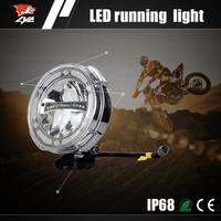 Alibaba best sellers 40W IP67 LED high bright universal motorbike headlight