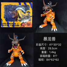 Factory Action Figure Toys Digimon Boxed Movble Figure Digimon PVC Figure Digimon