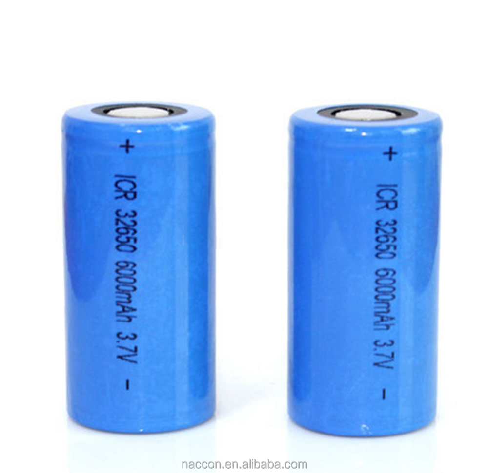 POWER LiFePO4 32650 Rechargeable Battery 3.2v 5000mAh Li-ion Battery Cells