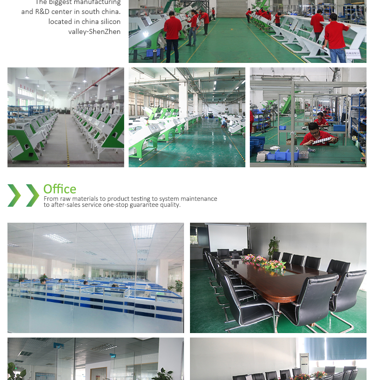 Small Rice Color Sorter Machine Manufacture In China,wholesales Intelligent Electronic Mini Rice Color Sorter Price